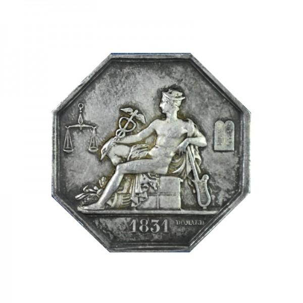 FRANCE - 1831 Jeton of Expert Commissioners TOKENS - JETONS