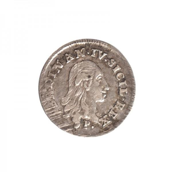 Ξενα Νομισματα - ITALIAN STATES - NAPLES & SICILY,  Carlino  1794,  VF ΞΕΝΑ ΝΟΜΙΣΜΑΤΑ