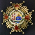 SPAIN. Order of Isabella the Catholic. Star of Grand Cross WORLD ORDERS & MEDALS